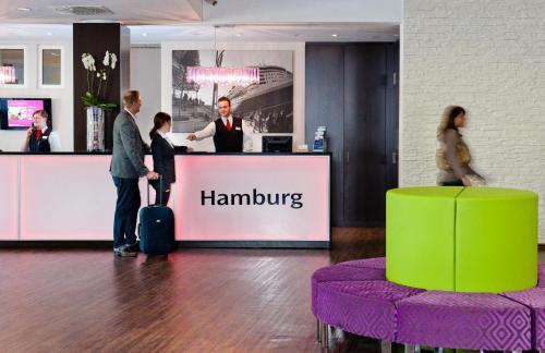 Mercure Hotel Hamburg am Volkspark photo 12