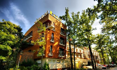 . Hotel Moscicki Resort & Conference