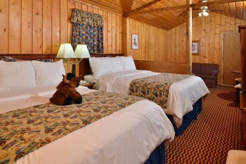 Buffalo Bill Cabin Village - Cody, WY WY 82414