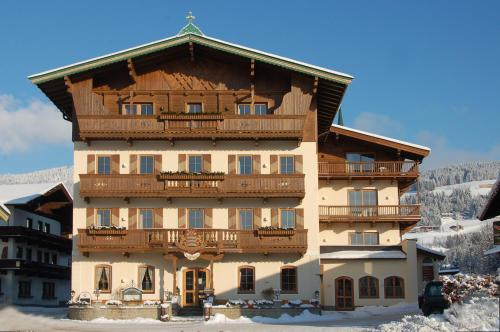 Hotel Bräuwirt Kirchberg i. Tirol
