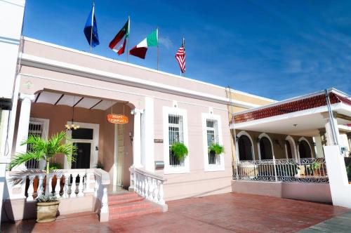 Casa Nobel, Mérida