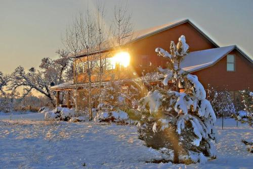 Yellowstone River Lodge and Cabins - Accommodation - Columbus