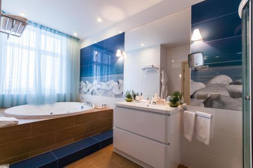 Кулибин Парк-Отель & СПА Люкс с панорамным видом