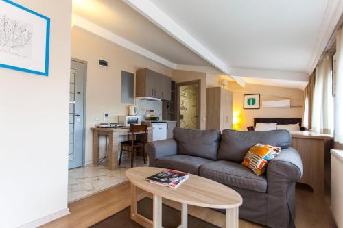 Istanbul Garan Apartments ulaşım