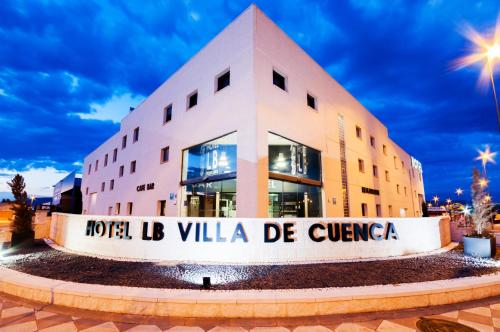 . Hotel LB Villa De Cuenca