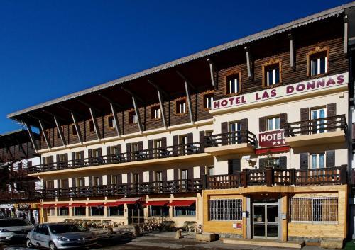 Hôtel Las Donnas - Hotel - Auron