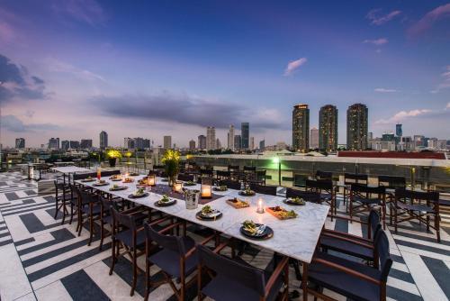 Hotel Once Bangkok photo 13