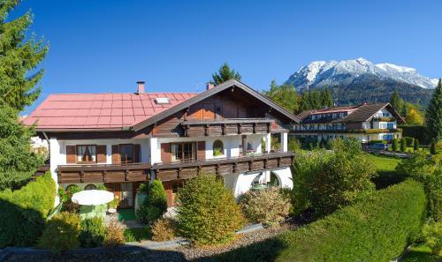 Haus am Fuggerpark Oberstdorf
