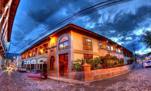 . Plaza Magdalena Hotel