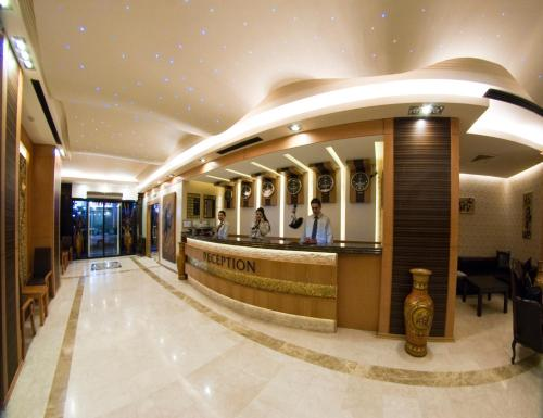 Izmir Marlight Boutique Hotel odalar