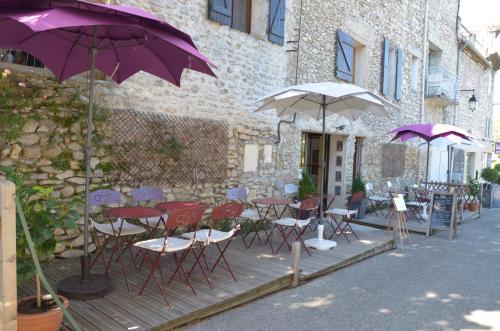 Thé chez toi - Chambre d'hôtes - Vaison-la-Romaine