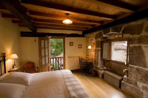 Habitación Doble - 1 o 2 camas Posada Real El Prado Mayor 19