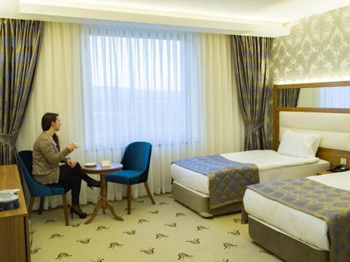 Kırıkkale Carmine Otel telefon