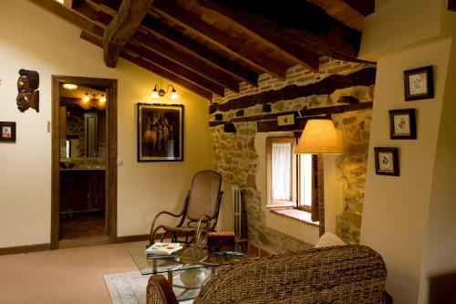 Suite - Uso individual Posada El Prado Mayor 13