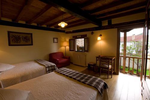 Habitación Doble - 1 o 2 camas Posada Real El Prado Mayor 21