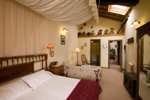 Suite - Uso individual Posada El Prado Mayor 14