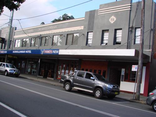 . Murwillumbah Hotel and Apartments
