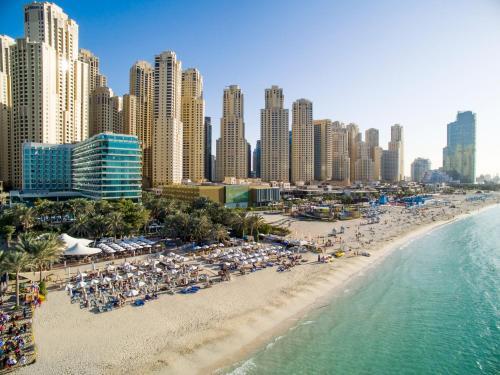 Hilton Dubai Jumeirah impression