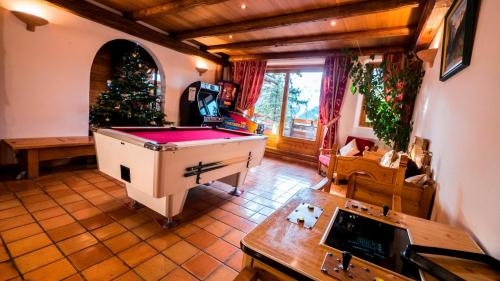 Les Appartments du Merilys Meribel