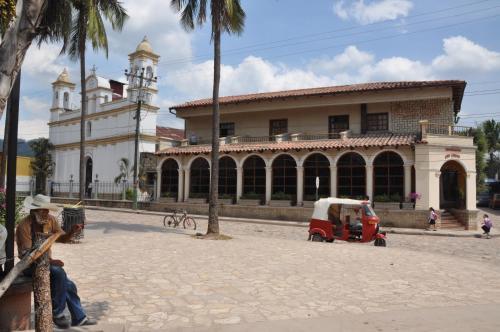 Hotel Plaza Copan 部屋の写真