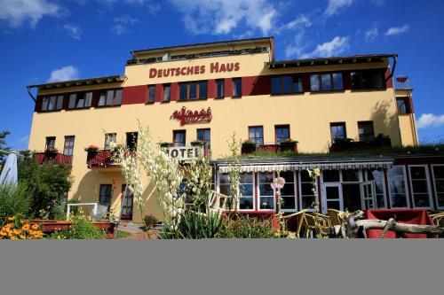 . Hotel Deutsches Haus am Fischländer Hafen