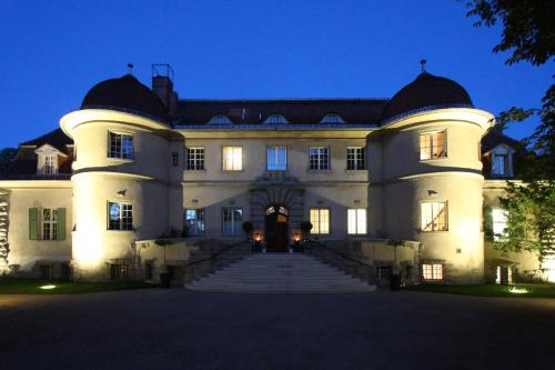 Kasteel-overnachting met je hond in Schloss Kartzow - Potsdam