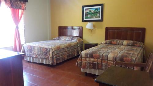 Hotel Brisas de Copan 房间的照片
