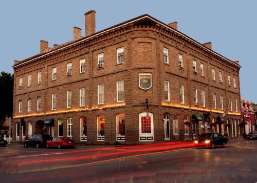 Baldachin Inn - Hotel - Merrickville