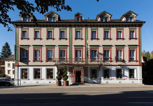 Hotel Landhaus Säntis Herisau, Hotel in Herisau bei St. Gallen