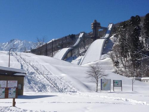 白馬綠谷度假屋 Holiday Cottage Green Valley Hakuba
