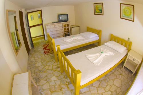 Pousada e Hostel Barra da Tijuca zdjęcia pokoju