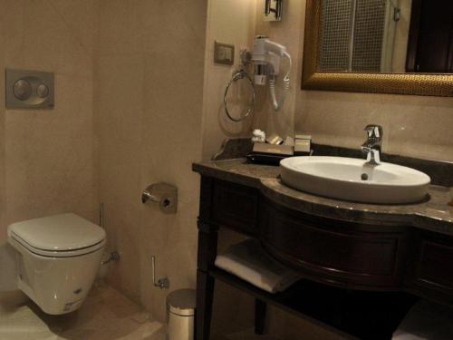 Crowne Plaza Istanbul Asia Стандартный двухместный номер с 2 отдельными кроватями - Для некурящих