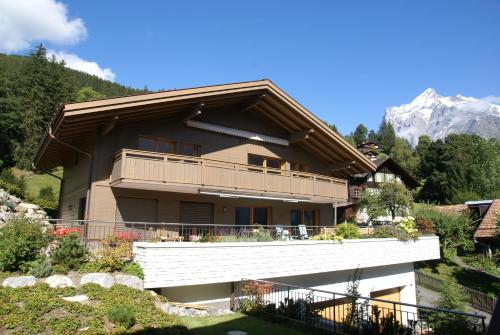 Apartment Bäreggblick 4.5 - GriwaRent AG Grindelwald