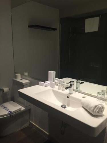Doppel-/Zweibettzimmer mit Gartenblick - Einzelnutzung Hotel Igeretxe 5
