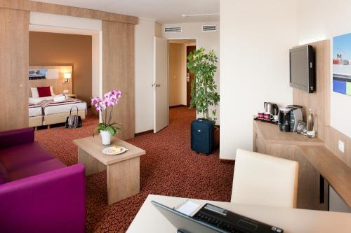 Mercure Hotel Hamburg am Volkspark photo 13