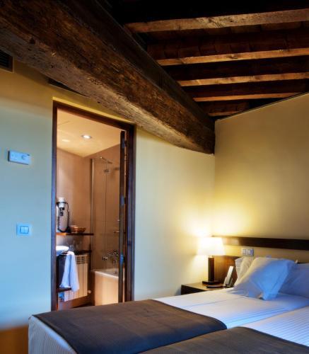 Habitación Individual Abad Toledo 12