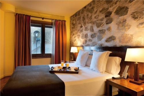 Doppel- oder Zweibettzimmer Abad Toledo 16