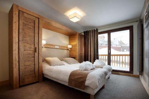Chalet des Neiges -La Source des Arcs - Apartment - Arc 2000