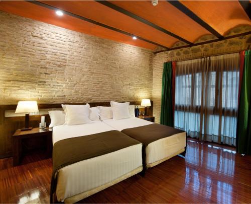Doppel- oder Zweibettzimmer Abad Toledo 15