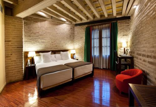 Doppel- oder Zweibettzimmer Abad Toledo 17