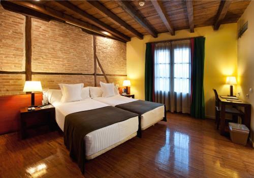 Doppel- oder Zweibettzimmer Abad Toledo 19