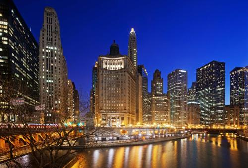 85 E Upper Wacker Dr, Chicago, IL 60601, United States.