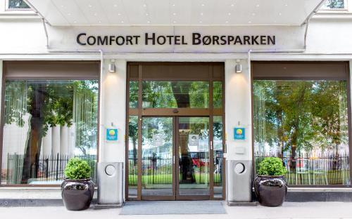 Comfort Hotel Børsparken - Photo 2 of 24
