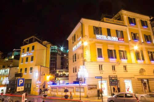 . Hotel Globo Suite