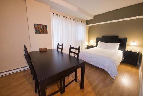 ByWard Blue Inn room Valokuvat