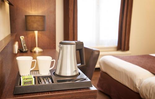 Hotel Nes Двухместный номер с 1 кроватью в дополнительном здании - В номер можно подняться только по лестнице