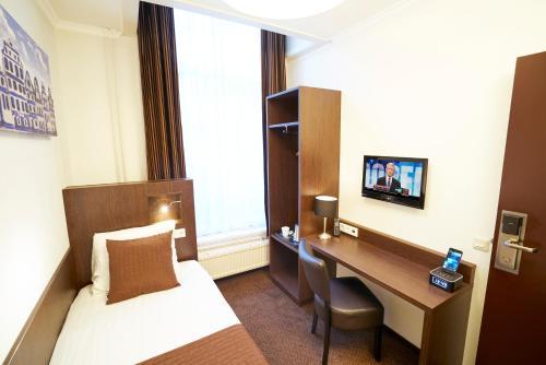 Hotel Nes Одноместный номер