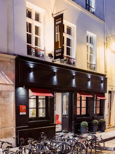 Hôtel de Lille photo 23