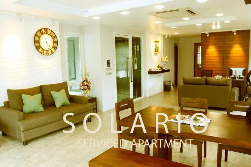 Solario Serviced Apartment photo 6