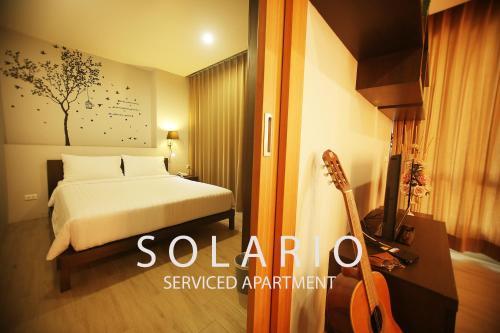 Solario Serviced Apartment photo 14